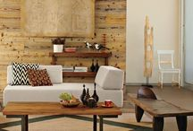 Decor.Afrika / Unique, african inspired home décor with  warm vibrant earth tones. #african decor#african art, #interior design,#ethno / by Hanna Wagari