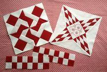 Quilt Blocks / by Donna Straub MissourahGal