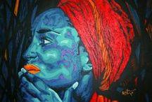 Art.Afrika / #Contemporary African Art,  # Modern Art #African Artists #visual arts #photography #African images