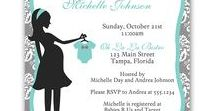 """Baby Shower - Little Man / Have a little man on the way?  The Invite Lady shows you how to let your friends and family know with these invitations and helpful hints that are all things boy =)  From bowties to mustaches, let them know """"A Little Man is on His Way!"""""""