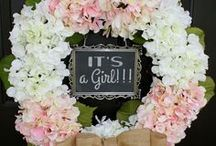 Girl Baby Shower / Some of The Invite Lady's favorite tips and tricks to make your girl baby shower a hit!