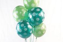 St Patrick's Day Balloons & Decor