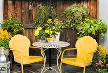 Patio ideas for our little space