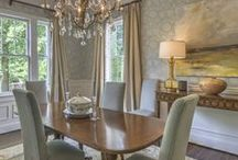 Dining Rooms / Fabulous spaces to entertain & dine