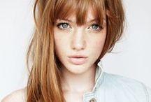 pretty hair / by Jennifer Johner