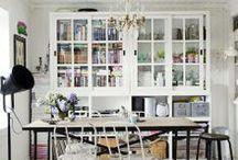 work space / by Jennifer Johner