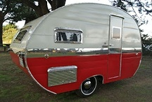 Retro Campers/Camping / Love those old campers! / by Frank Sullivan