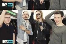Tokio Hotel<3 / by Mariana Alvarez Monge