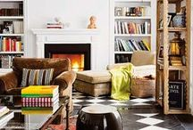 Living room thrillers...steal these ideas / by Susan Mernit