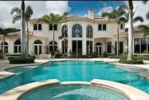 BEAUTIFUL DREAM HOMES / The home of your dreams, where you live, love and laugh.  It's the place were life happens!