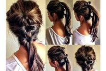 Braids & Hairstyles / by Elizabeth Filali