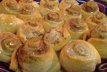 Bakery - Breakfast Goodies / Muffins, Pastries, Bars, & Caseroles