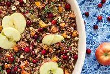 Recipes: Healthy, Happy, VEGAN. / by Jes Harber