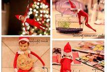 Christmas - Elf On a Shelf Magic