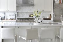 KITCHEN INSPIRATIONS / The Kitchen of your dreams, where you live, love and laugh.  It's the place were life happens!