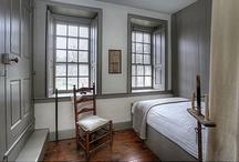 Bedroom ideas / by Laurie MacAllister Davis