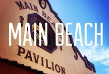 Places (Main Beach / by Rental Express