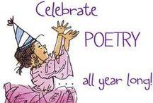 poetry unit / by Kim Blair