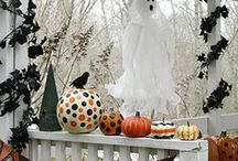 HALLOWEEN DECORATING / Lets have fun with Halloween Decorating