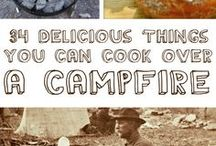 Just Grill It! / Grilling Food, Campfire Food