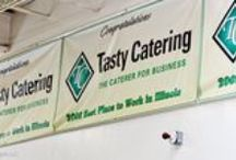 Tasty Catering News & Updates / Get to know Tasty Catering with inside looks, updates and news about this Chicago caterer.