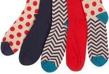 Omg socks.... / Unrepentant sock lover / by Susan Mernit