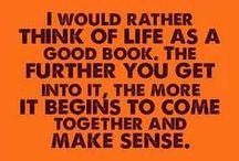 Books books books / by Kim Blair