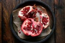 Pomegranates / For the love of pomengranates. / by SoupAddict