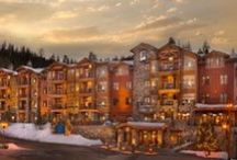 Northstar Lodge in Lake Tahoe, Welk Resorts / Situated at the base of the mountain, Northstar Lodge boasts a ski-in/ski-out private club, complete with its own unique, pulse-driven gondola.