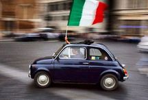 Italia / A man who has not been in Italy, is always conscious of an inferiority.  Samuel Johnson