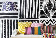 Crazy color layers home / by Susan Mernit