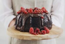 Cakes, desserts and sweet bakes / All about desserts, cakes and sweet bakes / by Deema Ghuneim
