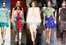 trends women spring summer 2014