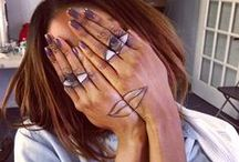 Eyes - Lips - Nails / by Kelly Kovack