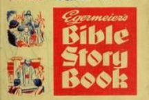 Bible for Children / When I run across a book I loved to use with my children that teaches the Bible, or doctrine, or Bible history, I'll try to remember to pin it. / by Dawn Larimer