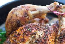 Chicken Recipes / by Laurie MacAllister Davis