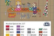 Cross stitch charts / free cross stitch charts