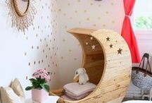 NURSERY & KID ROOM / by M L