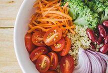 healthy food / by Katie