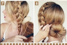 Hairstyle / Hair, Hairstyle, Hairdo, Hairdressing