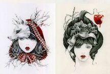 Art & Illustration / by Emma Gavaldik