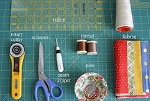 Sewing/Quilting / by Jennifer Williams