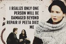 The Hunger Games {Trilogy} / May the Odds be Ever in your Favor. / by Kalena Swan