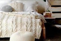 Afgans, quilts & knit blankets