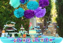 Party Ideas / by Tabitha Negron