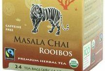 Our Products / Tega Tea - Organic and Fairtrade Certified Teas