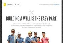 Philanthropy + #Email Design / by Responsys