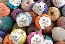 NATURA JUST COTTON / Natura Just Cotton is a range of stunning 100% combed crochet yarn with a matte finish in 60 inspired-by-nature colours. With long fibres for softness and strength it is a pleasure to work with. Suitable for both knitting and crochet and ideal for clothing due to its soft handle, high absorption, durability and resistance to repeat washing. Natura offers good stitch definition, and fabulous drape. Available at www.dmc.com