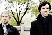Sherlock / Only one of the greatest shows on television. <3 Once again British and Amazing!!  / by Kalena Swan