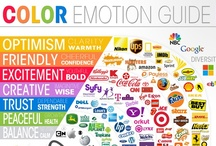 Brands, Logo's and Colours / Branding | Logo design | Meaning of Colours